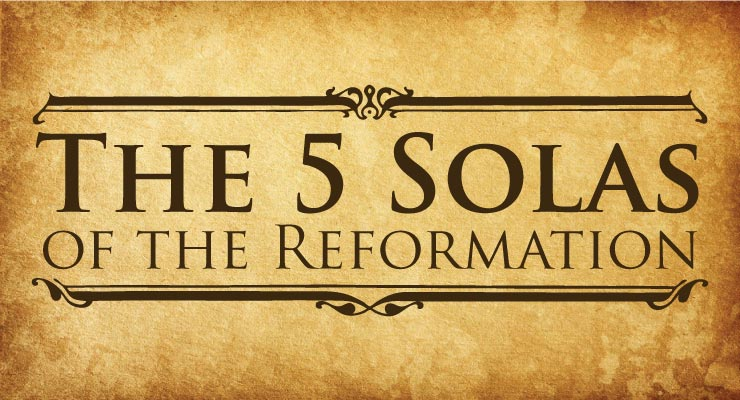 #1 The Good Old Days – Sola Fide (Faith Alone)