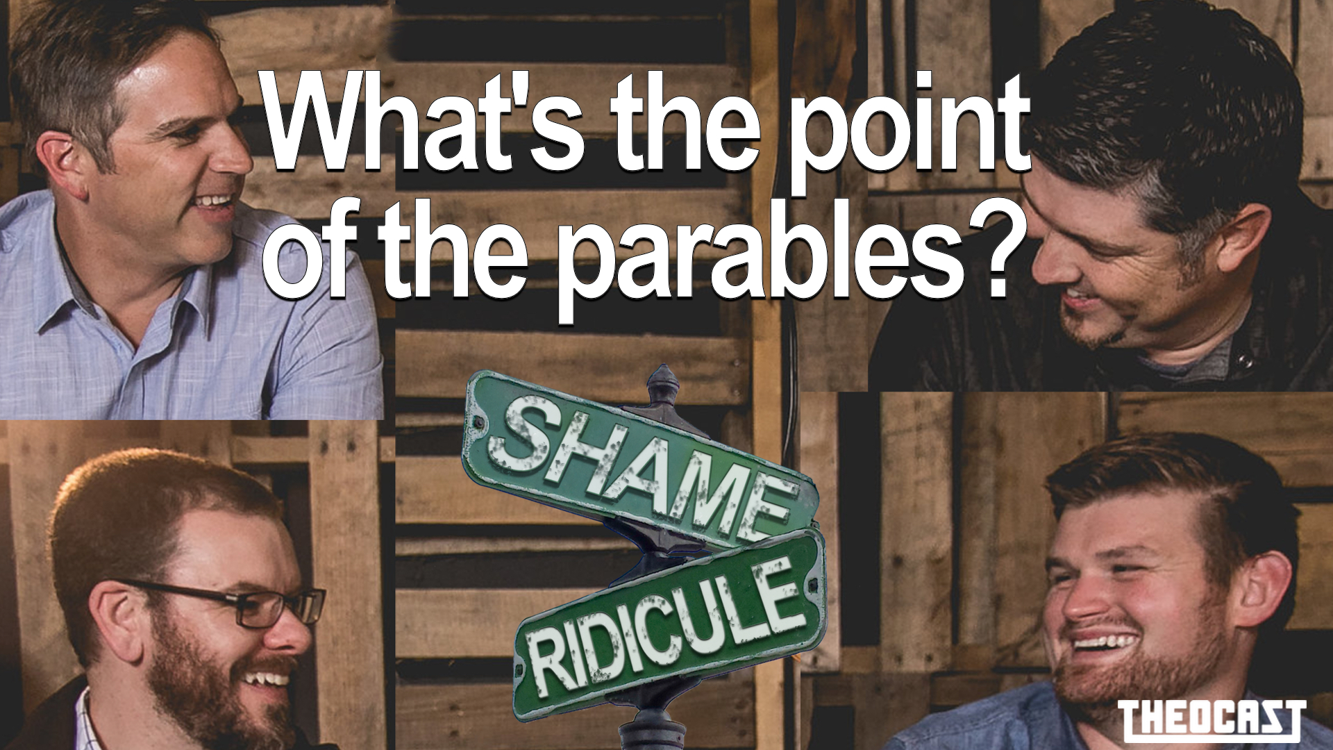 What's the Point of the Parables?