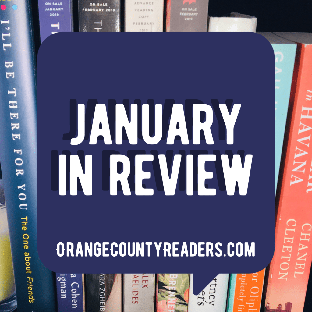 January 2019 Review