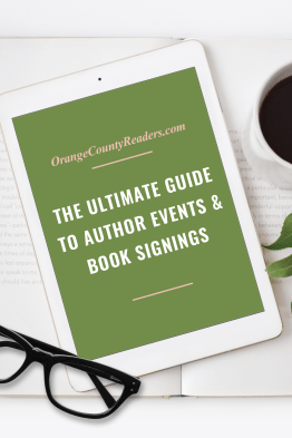 The Ultimate Guide to Author Events and Book Signings #ultimateguidetobooksignings