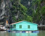 School house for the floating village