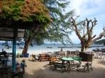 Little cafe on Sairee Beach, Koh Tao