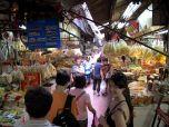 Lurking in alleyways in Bangkok's Chinatown