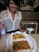 Pizza from the Bakery, Bergamo
