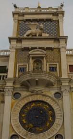 My favorite astronomical clock, Venice