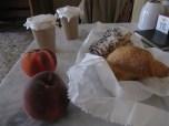 Breakfast, Venice style