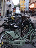 Copenhagen is a bike lovers city