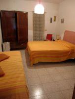 Our bedroom in Riomaggiore