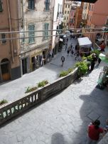 The view from our living room, Riomaggiore