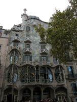 Casa Batlló aka the Dragon House