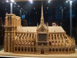 Model of the Notre Dame