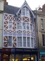 Another example of Oxford's diverse architecture