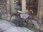 Vintage Bike for a Cafe sign