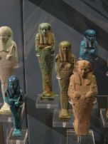 Pharaoh figurines