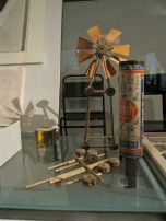 Toy windmill from the Modern Design section