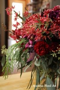 Acanthus Floral Art at Urban Cottage