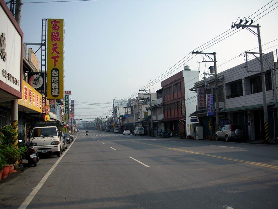 Hualien Ruisui Main Street