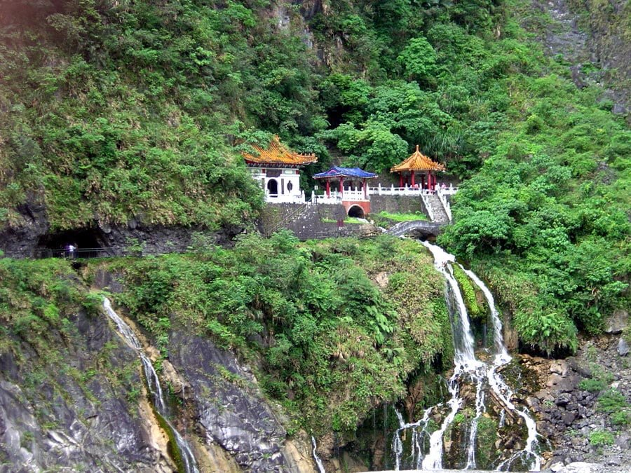 Hualien Taroko Changchun Shrine