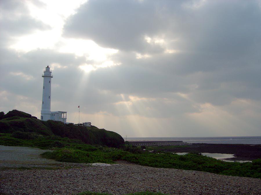 Taitung Lyudao Lighthouse Evening