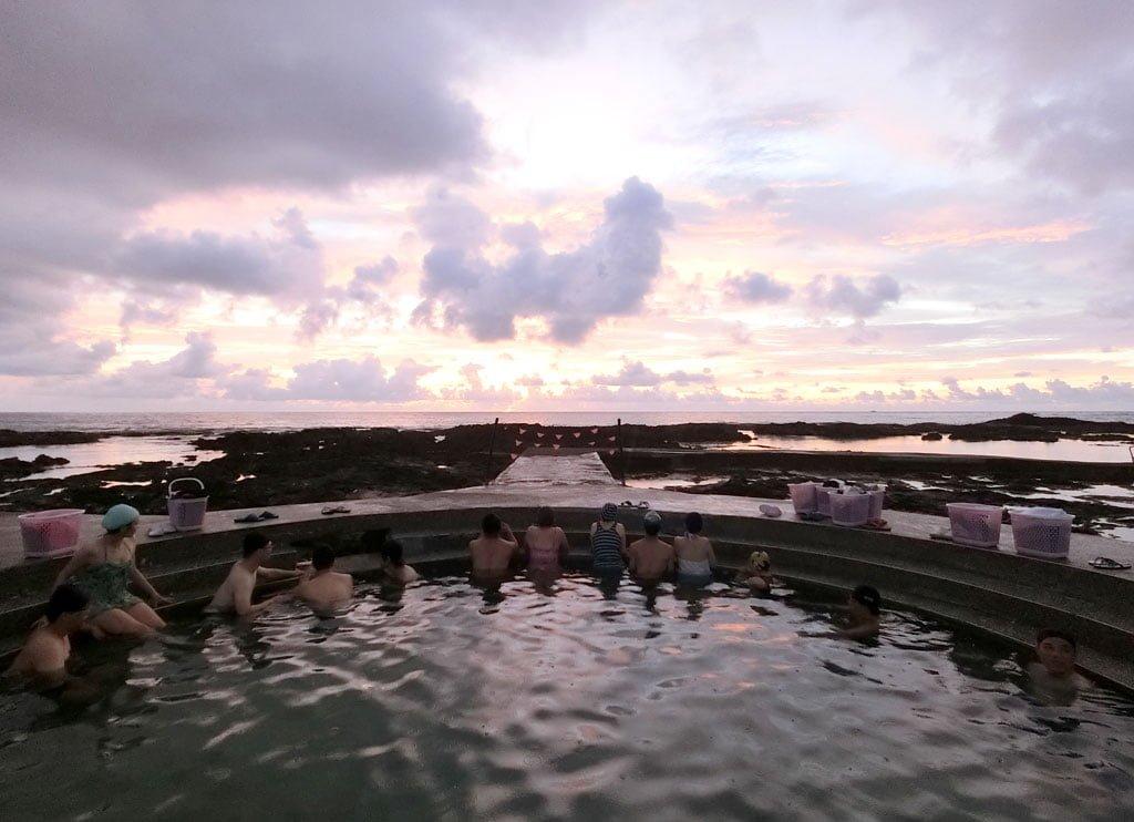 Taitung Lyudao Zhaori Sunrise Pool