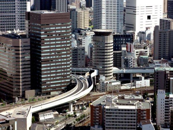 Osaka - Umeda Sky Building Hive