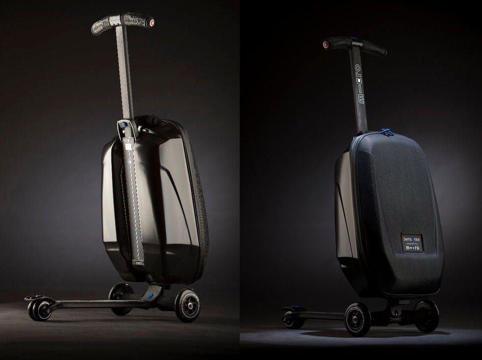 089f052aca22 A video review of the Micro Scooter Luggage - The Occasional Traveller