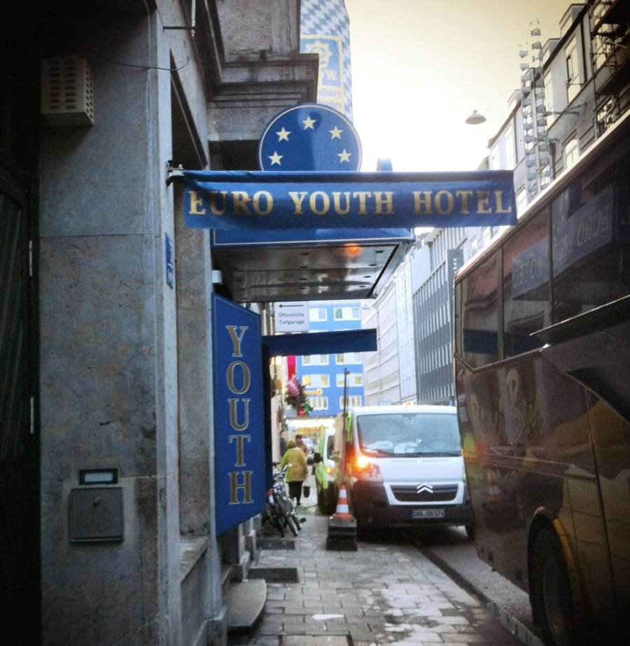 Munich Euro Youth Hotel