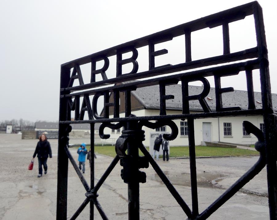 Munich Dachau Gate