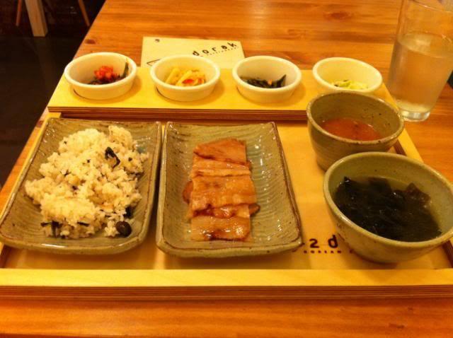 Bulgogi and Rice