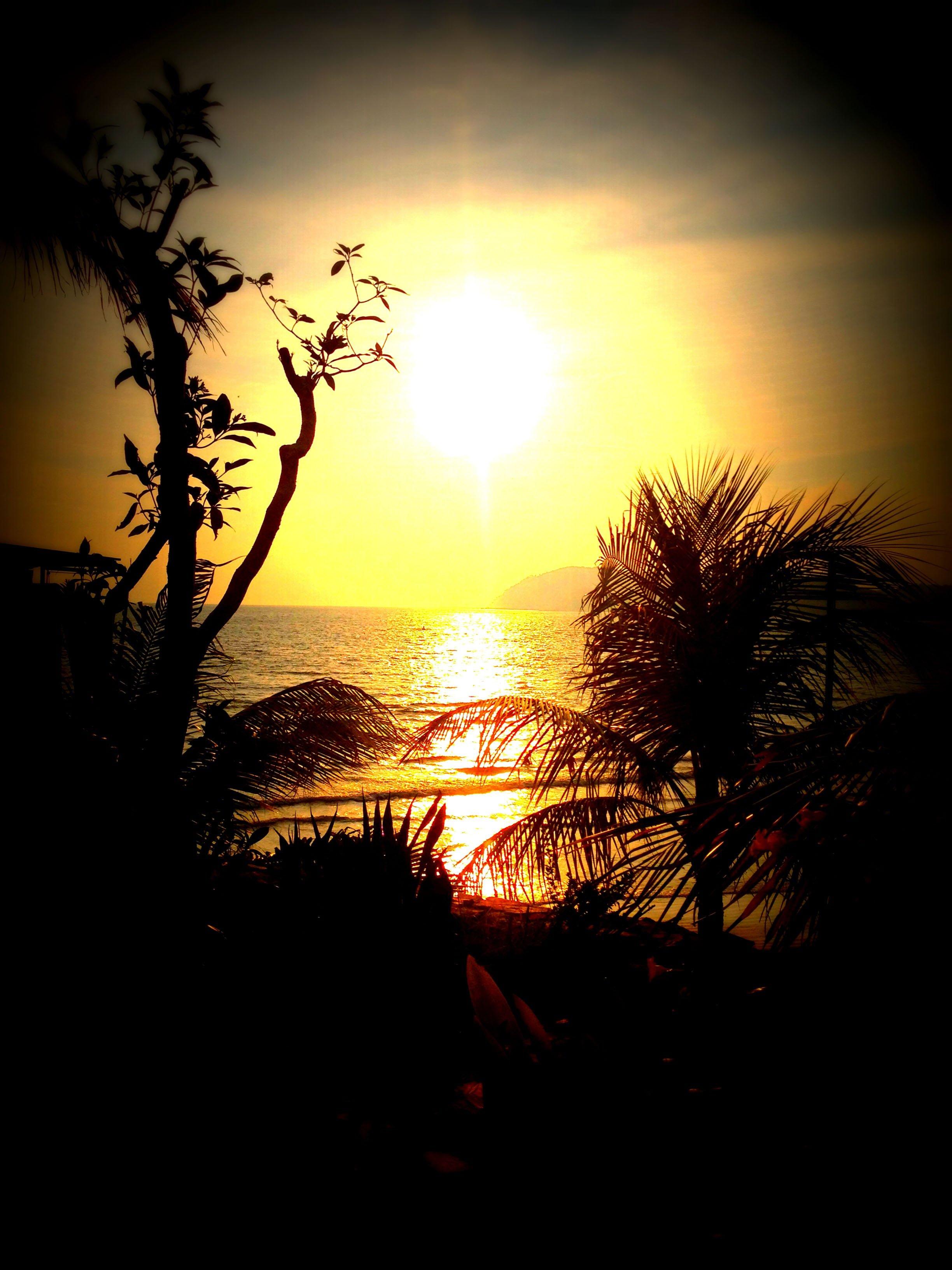 Wallpaper Wanderer: Sunset in Langkawi