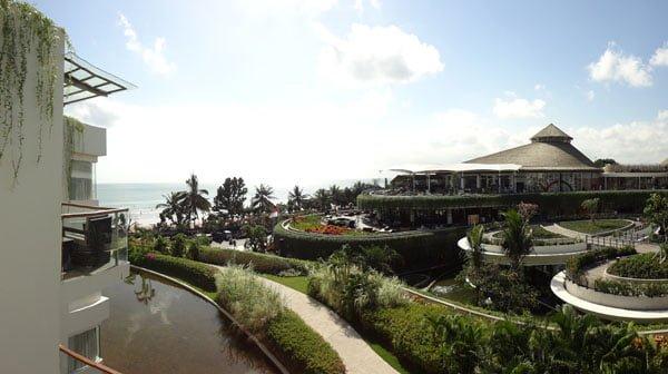 Sheraton Bali Kuta - Balcony View
