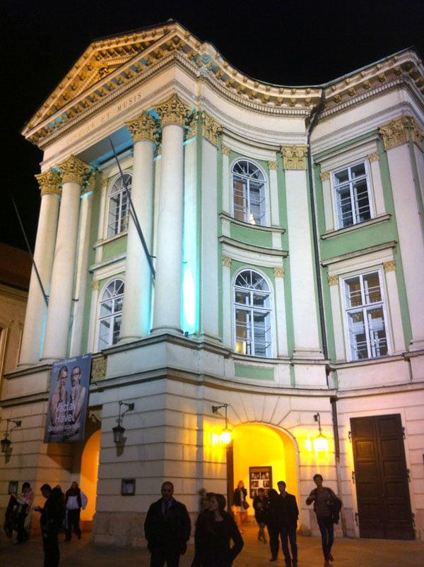 Prague Estates Theatre Don Giovanni