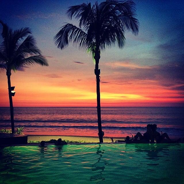 Bali Sunset at Potatohead, Seminyak