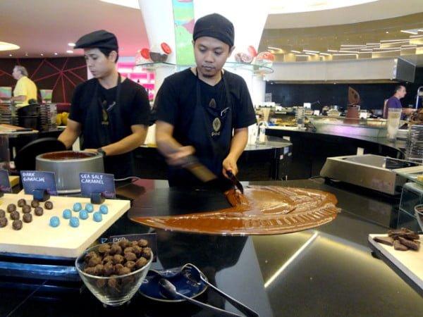 Sheraton Bali Kuta Feast Pod Choc