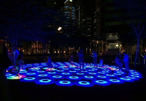 iLight Marina Bay - The Pool