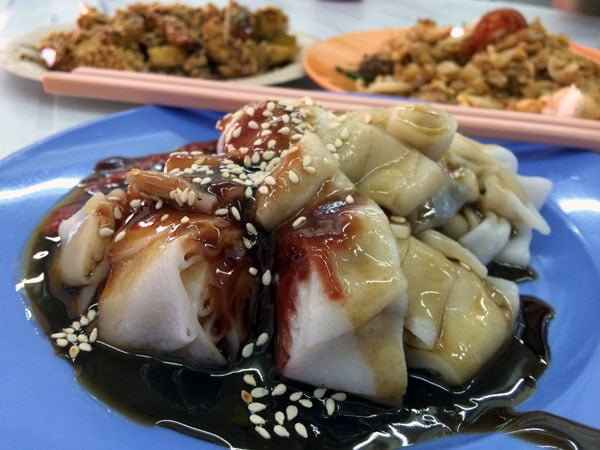 Penang Food - Chee Cheong Fun