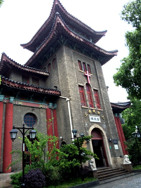 Shanghai Duolun Chinese Church