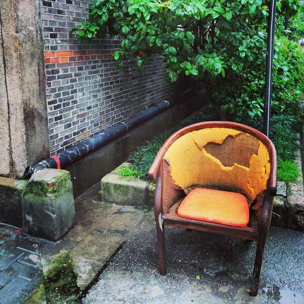 Shanghai Zhang Yuan Chair