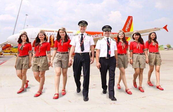 VietJet Air - Crew