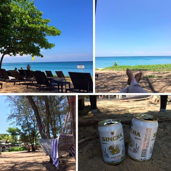 Holiday Inn Phuket Mai Khao Beach Tanning