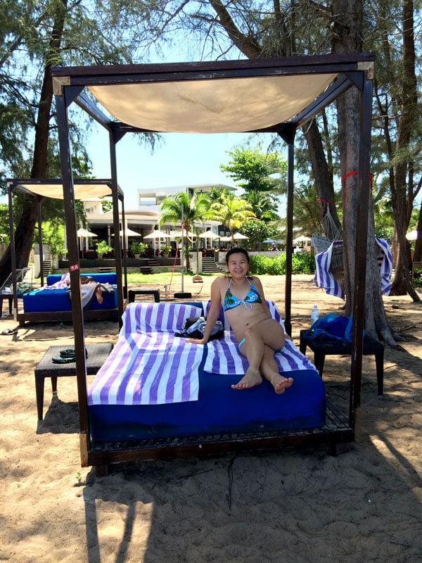 Holiday Inn Phuket Mai Khao Tanning