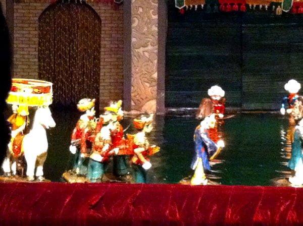Vietnam - Water Puppet Theatre Hanoi