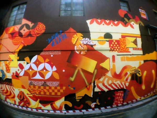 Singapore Street Art - sheryo-theyok 2