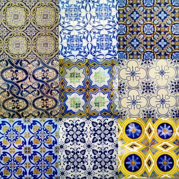Portugal - Azulejos Tavira
