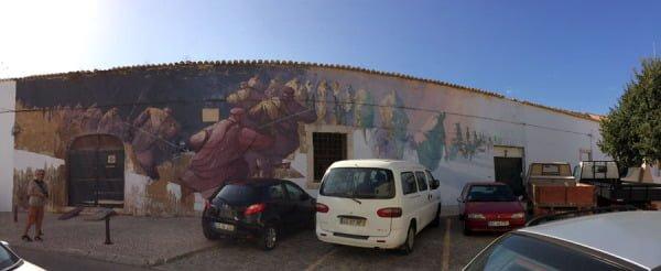 Portugal - Lagos Street Art Sepe