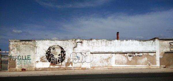 Portugal - Lagos Street Art maismenos-perreira