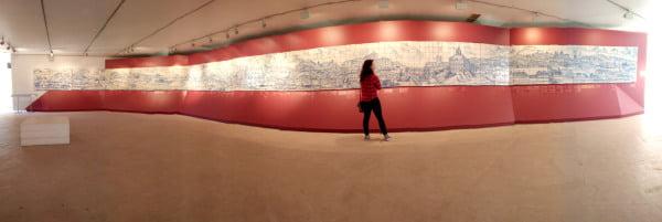 Portugal - Lisbon Azulejos Museum Panorama