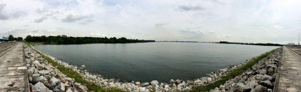 SWF2014 - Yishun Dam Panorama