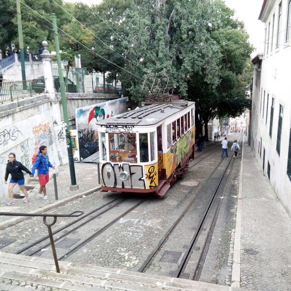 Portugal - Lisbon Street Art GAU Hill
