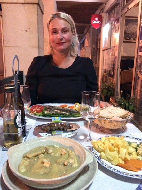 Portugal - Tavira Restaurant Avenida V